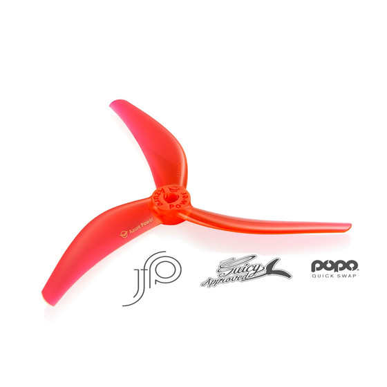 AZURE 4838 4.8x3.8x3 Johnny Freestyle Propeller